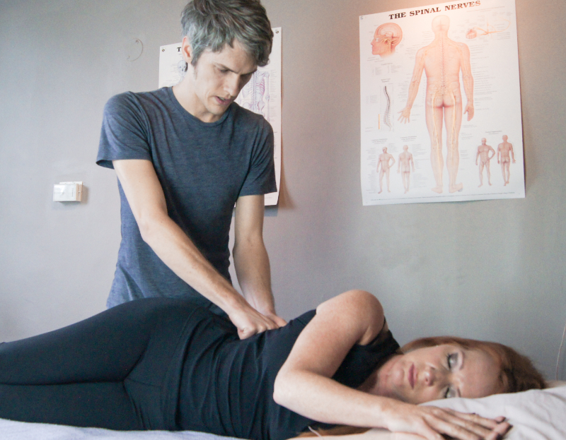 Traditional Massage Modalities