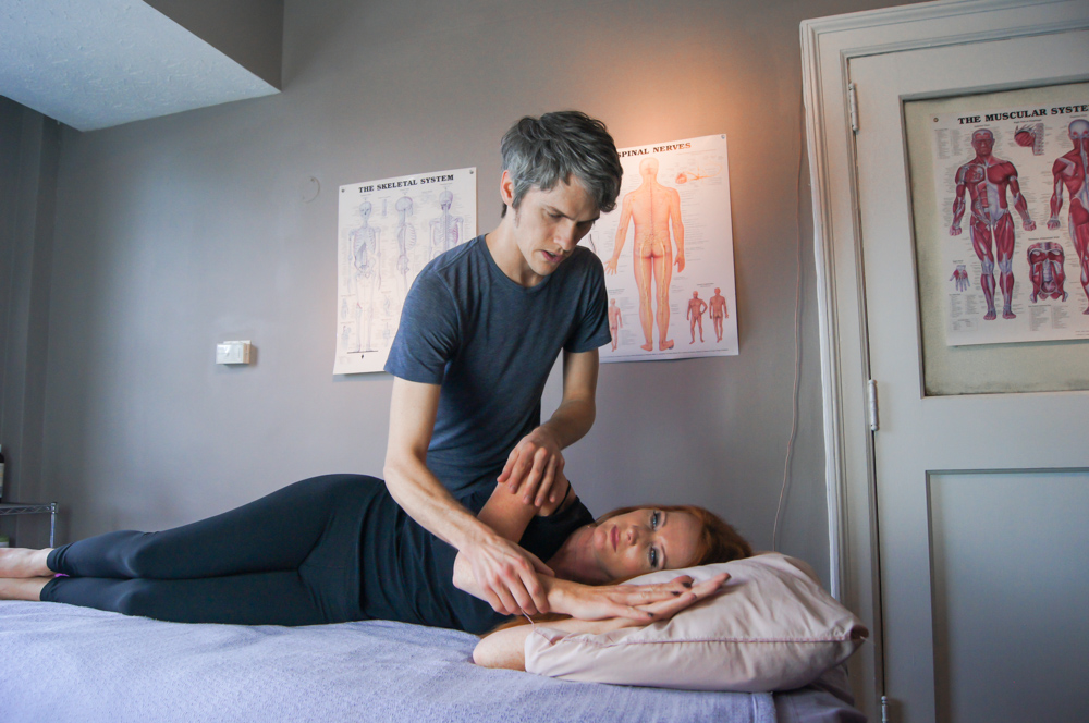 Massage for Spinal Cord